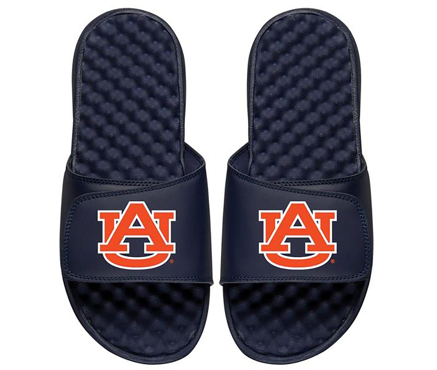 ISlide Auburn Tigers Youth Sandals