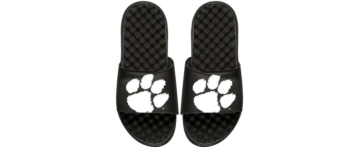 ISlide Clemson Tigers Youth Sandals