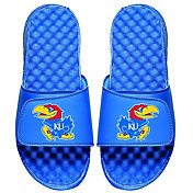 ISlide Kansas Jayhawks Youth Sandals