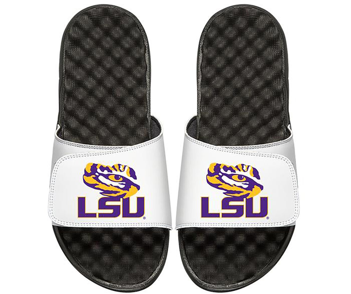ISlide LSU Tigers Youth Sandals