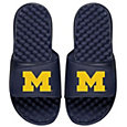 ISlide Michigan Wolverines Youth Sandals