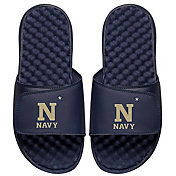 ISlide Navy Midshipmen Youth Sandals