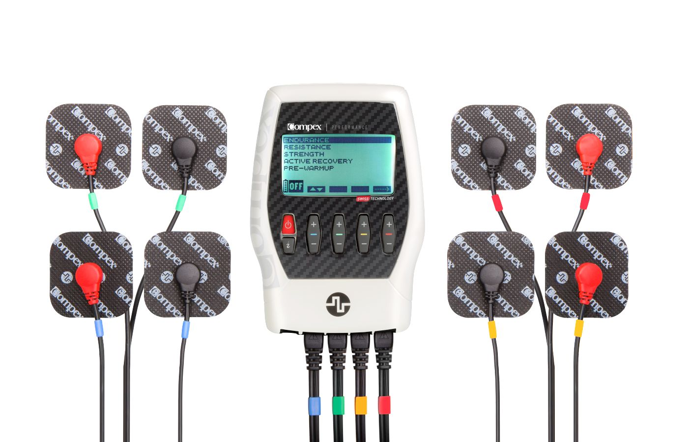 Compex Performance 2.0 Muscle Stimulator
