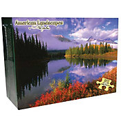 Channel Craft American Landscapes Rocky Mountains Puzzle