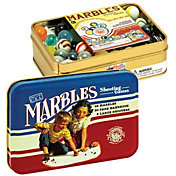 Channel Craft Marbles Classic Toy Tin