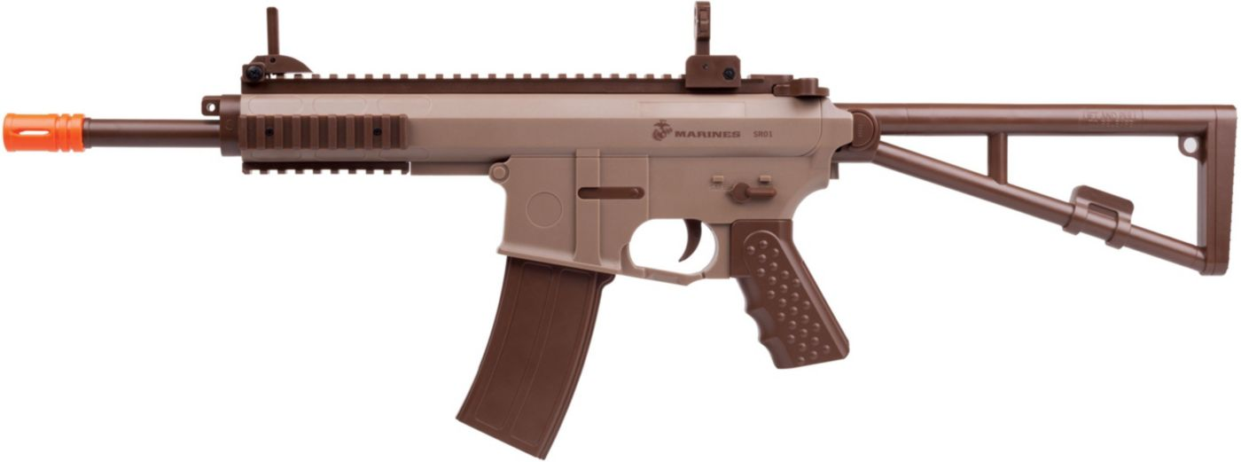 Crosman Marines Sr01 Combat Airsoft Rifle