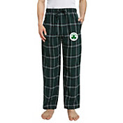 Concepts Sport Men's Boston Celtics Plaid Flannel Pajama Pants