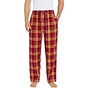 Concepts Sport Men's Cleveland Cavaliers Plaid Flannel Pajama Pants