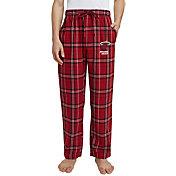 Concepts Sport Men's Miami Heat Plaid Flannel Pajama Pants