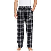 Concepts Sport Men's Brooklyn Nets Plaid Flannel Pajama Pants