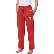 Concepts Sport Men's San Francisco 49ers Quest Red Jersey Pants