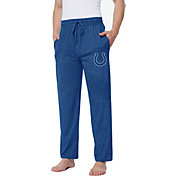 Concepts Sport Men's Indianapolis Colts Quest Royal Jersey Pants