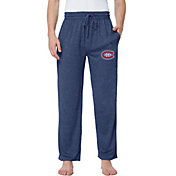 Concepts Sport Men's Montreal Canadiens Quest  Knit Pants