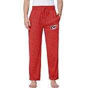 Concepts Sport Men's Carolina Hurricanes Quest  Knit Pants