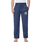 Concepts Sport Men's Winnipeg Jets Quest  Knit Pants