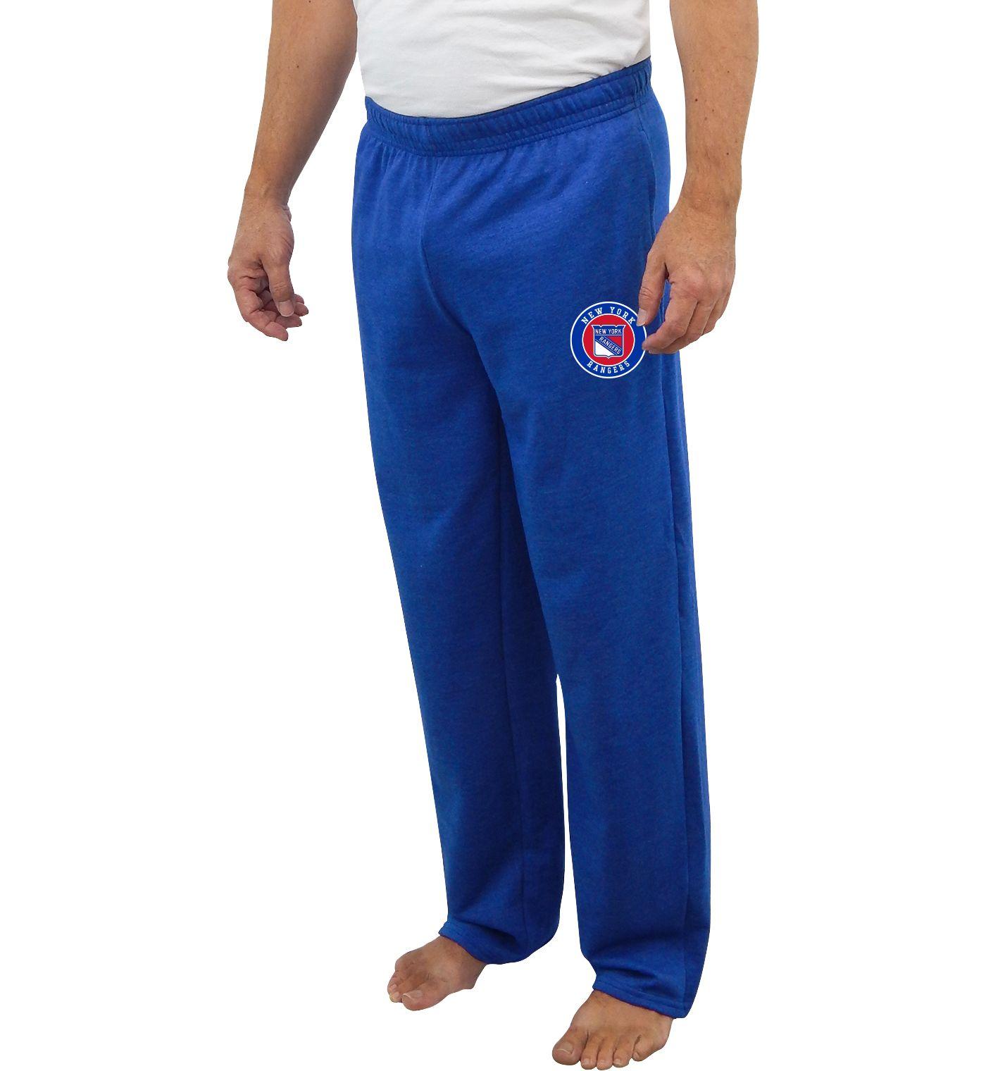 Concepts Sport Men's New York Rangers Mainstream  Joggers