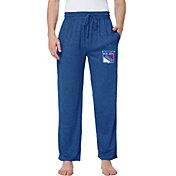 Concepts Sport Men's New York Rangers Quest  Knit Pants