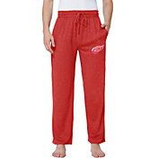 Concepts Sport Men's Detroit Red Wings Quest  Knit Pants