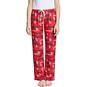 Concepts Sport Women's St. Louis Cardinals Pajama Pants