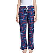 Concepts Sport Women's Cleveland Indians Pajama Pants