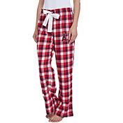 Concepts Sport Women's Los Angeles Angels Plaid Flannel Pajama Pants