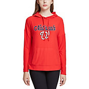 Concepts Sport Women's Washington Nationals Pullover Hoodie