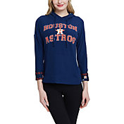 Concepts Sport Women's Houston Astros Pullover Hoodie