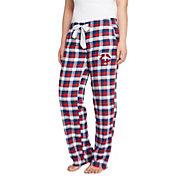 Concepts Sport Women's Minnesota Twins Plaid Flannel Pajama Pants