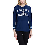 Concepts Sport Women's New York Yankees Pullover Hoodie