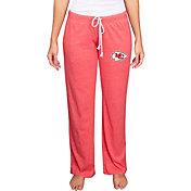 Concepts Sport Women's Kansas City Chiefs Quest Red Pants