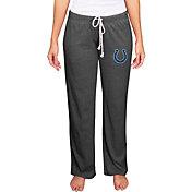 Concepts Sport Women's Indianapolis Colts Quest Grey Pants