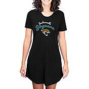 Concepts Sport Women's Jacksonville Jaguars Black Nightshirt