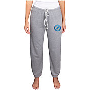 Concepts Sport Women's Detroit Lions Mainstream Grey Jogger