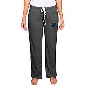 Concepts Sport Women's Carolina Panthers Quest Grey Pants