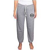 Concepts Sport Women's Oakland Raiders Mainstream Grey Jogger