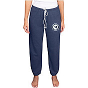 Concepts Sport Women's Los Angeles Rams Mainstream Navy Jogger