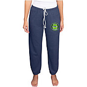 Concepts Sport Women's Seattle Seahawks Mainstream Navy Jogger