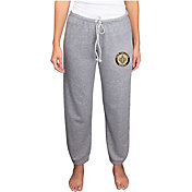 Concepts Sport Women's New Orleans Saints Mainstream Grey Jogger
