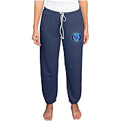 Concepts Sport Women's Tennesee Titans Mainstream Navy Jogger