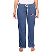 Concepts Sport Women's Columbus Blue Jackets Quest  Knit Pants
