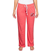 Concepts Sport Women's New Jersey Devils Quest  Knit Pants