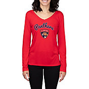 Concepts Sport Women's Florida Panthers Marathon  Knit Long Sleeve Shirt