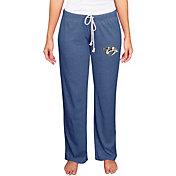Concepts Sport Women's Nashville Predators Quest  Knit Pants