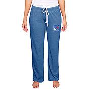 Concepts Sport Women's New York Rangers Quest  Knit Pants