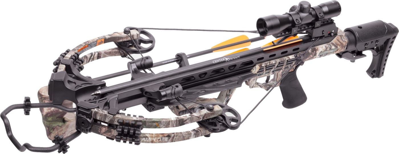 CenterPoint Amped 415 Crossbow Package - 415 fps