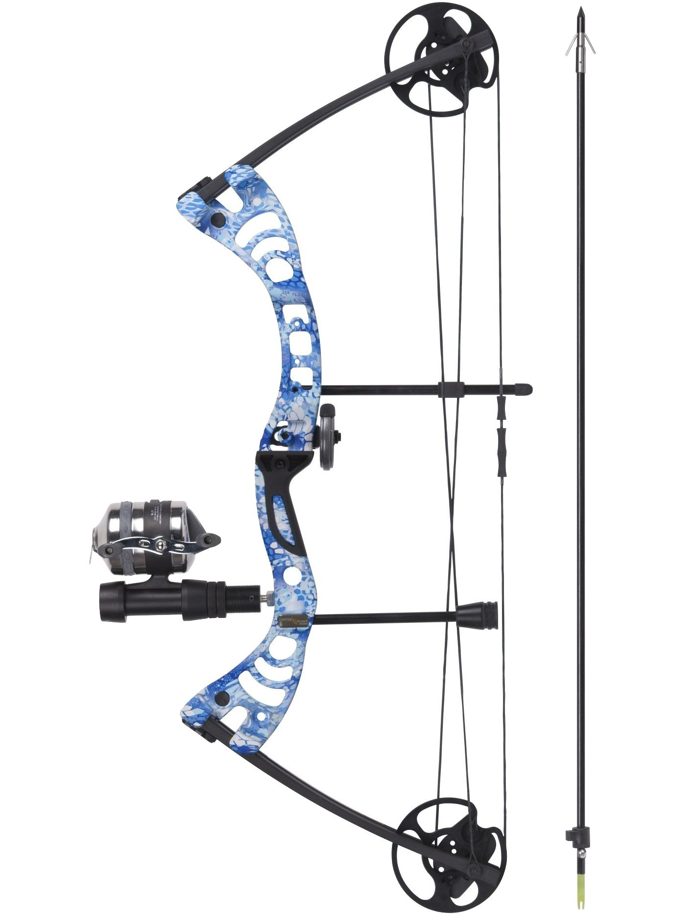 CenterPoint Typhon Bowfishing Package