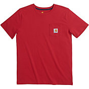 Carhartt Boys' Pocket T-Shirt