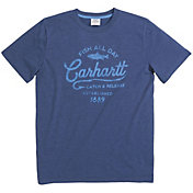 Carhartt Little Boys' Fish All Day T-Shirt