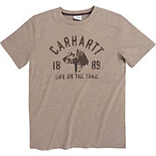 Carhartt Little Boys' Life on the Trail T-Shirt