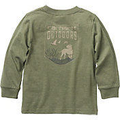 Carhartt Toddler Boys' Long Sleeve Carhartt Outdoors T-Shirt